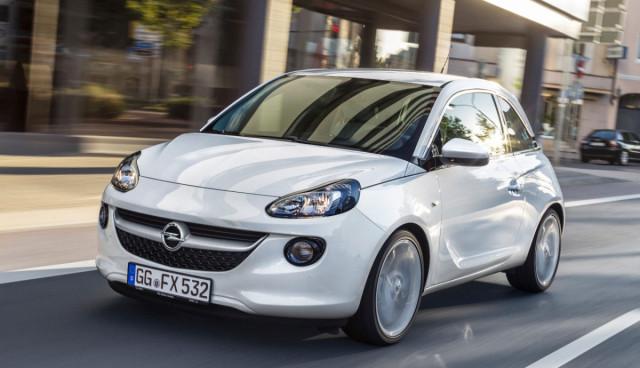 Opel tamyca Carsharing