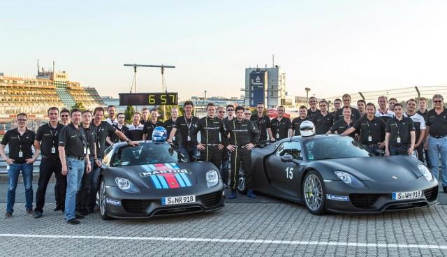 Porsche-918-Spyder-Nuerburgring-Rekordzeit