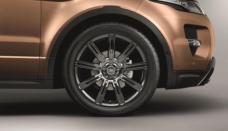 Rover Evoque Hybrid Felgen