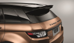 Rover Evoque Hybrid Heck 2