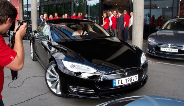 Tesla-Model-S-Norwegen