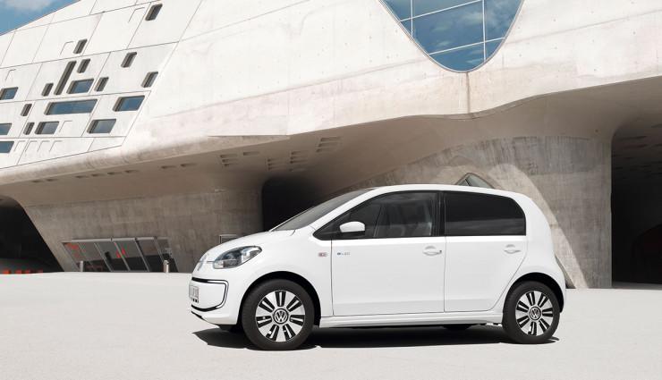 VW Elektroauto e-up! Seite