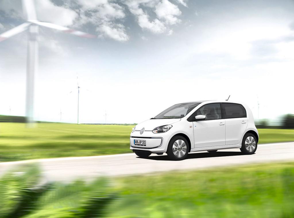 VW Elektroautos Deutschland 2014