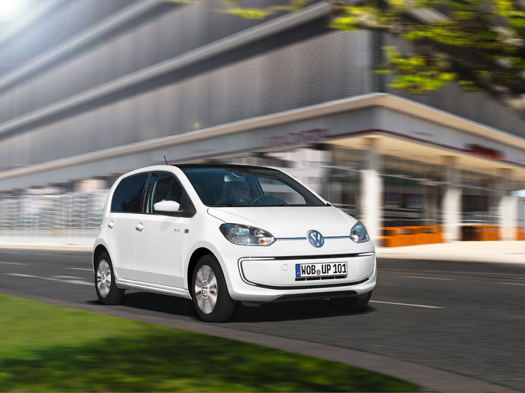 VW e-up! Test