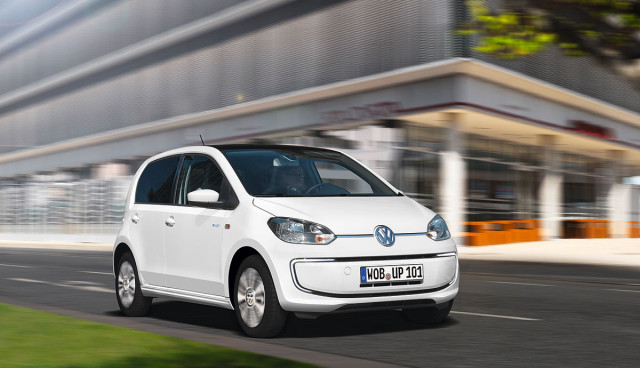VW e-up! Test