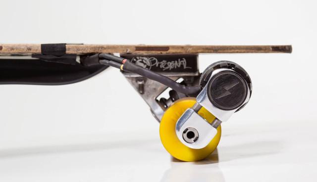 kick Elektro-Skateboard