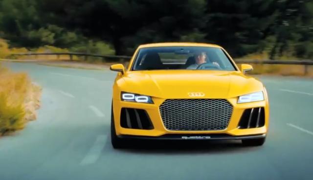 Audi Sport quattro concept Video