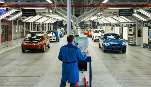 BMW-i3-Fertigung,-Herstellung