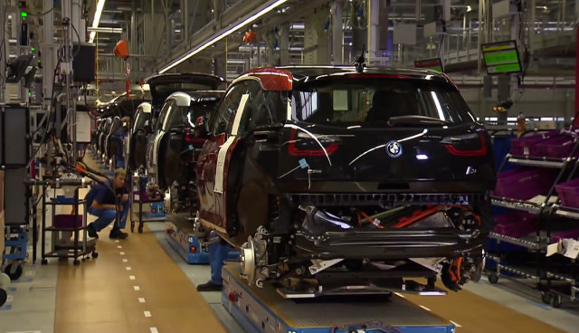 BMW-i3-Produktion,-Technik