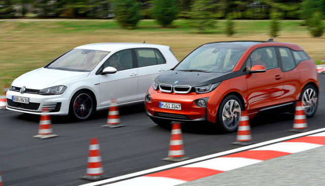 BMW-i3-Test