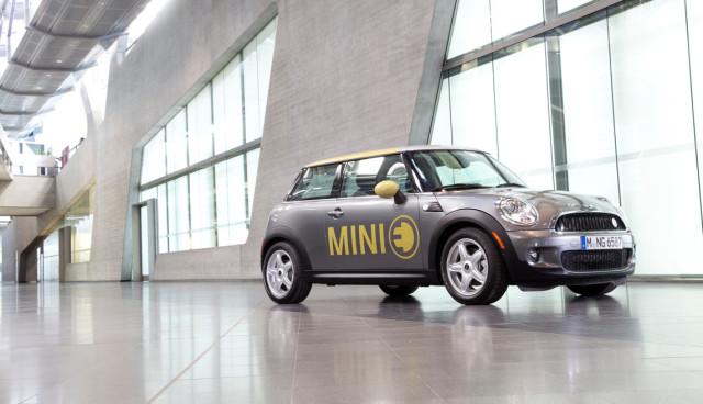 Elektroauto-Mini-BMW