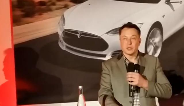 Elon Musk Brennstoffzellenantrieb
