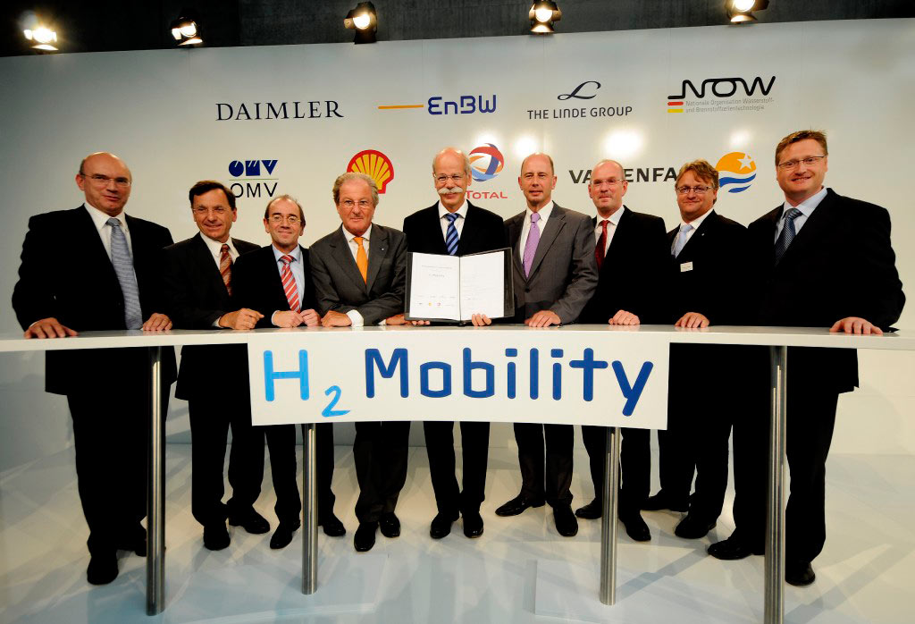 H2-mobility