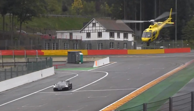McLaren-P1-Hybridsportwagen-Video