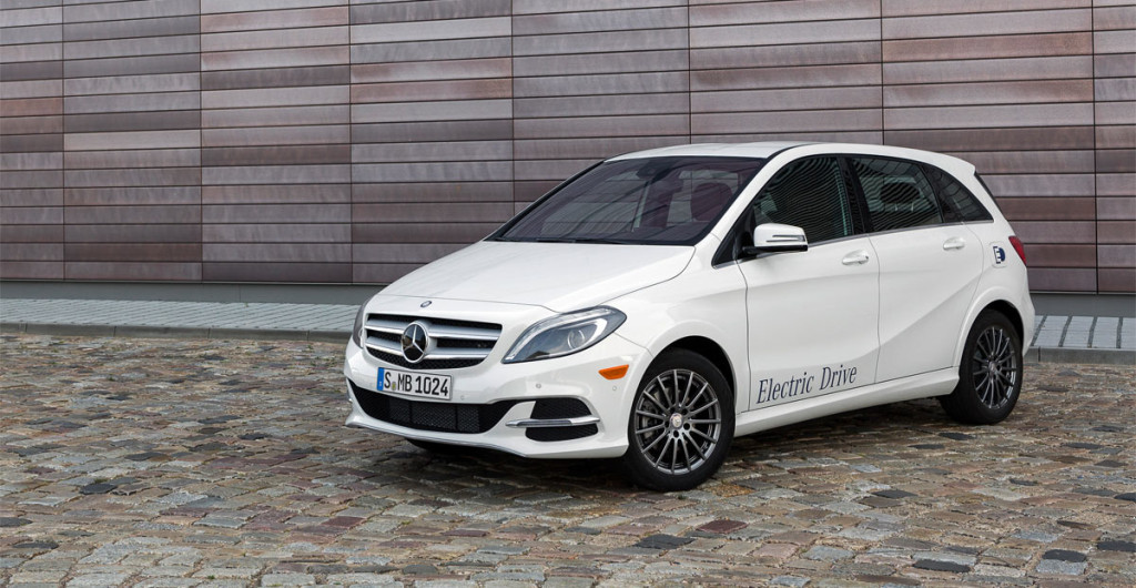 Mercedes-B-Klasse-electric-drive Test