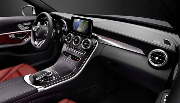 Mercedes-C-Klasse-Hybrid-Innen
