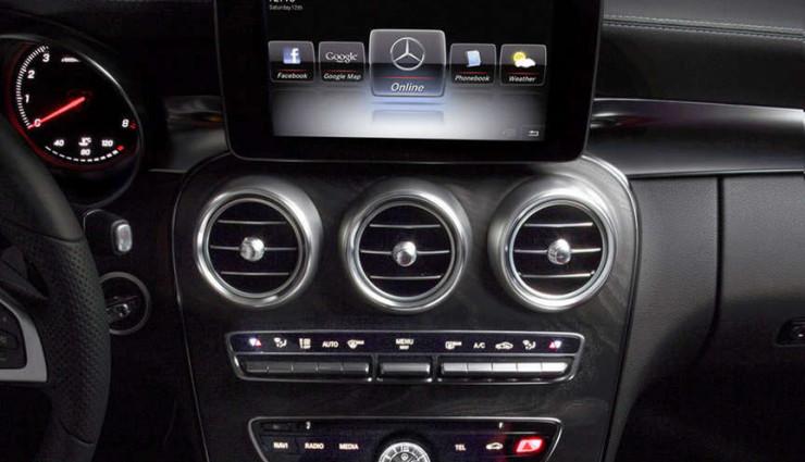 Mercedes-C-Klasse-Hybrid-Navigation