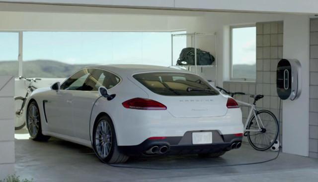 Porsche-Panamera-S-E-Hybrid-Video-TV-Spot