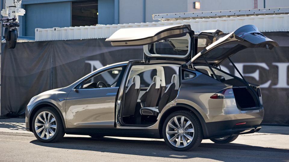 Tesla-Model-X-Bestellungen