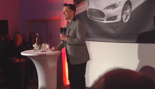 Tesla Motors, Elon Musk Deutschland, Muenchen