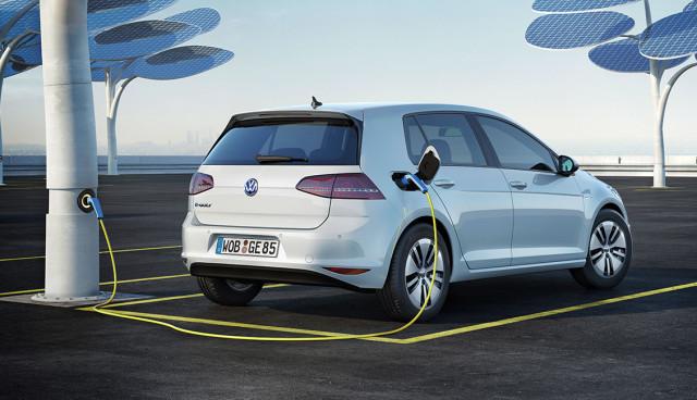 VW Elektroauto Deutschland