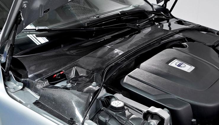 Vovlo Batterie Karosserie