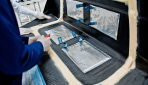 Vovlo Elektroauto Batterie Karosserie Karbon