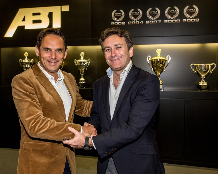 ABT Sportsline steigt in Formel E ein  ecomento.de