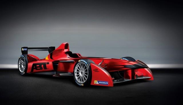 2. Audi Sport ABT Formula E Team – Car livery