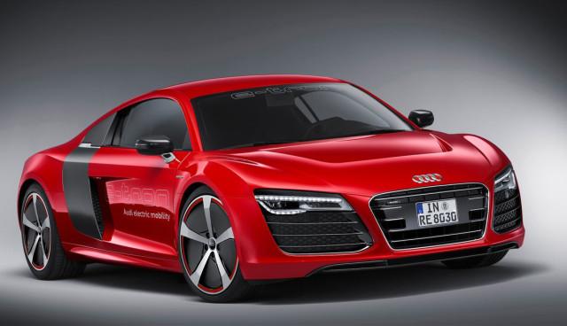 Audi-R8-e-tron-Elektroauto-Sportwagen-2014