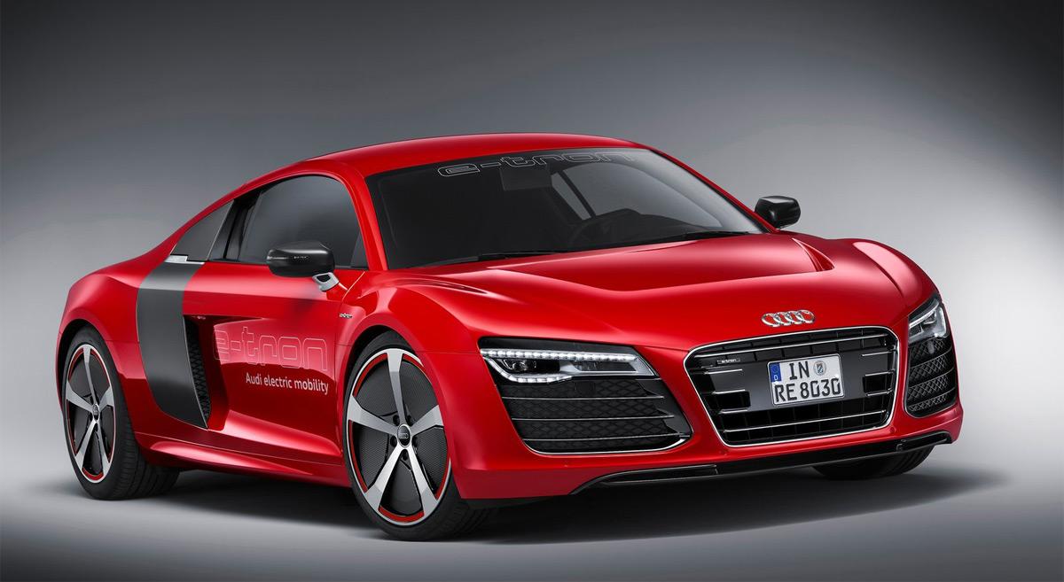 Neue Hoffnung F 252 R Den Audi R8 E Tron Ecomento Tv