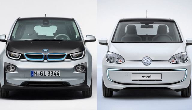 BMW-i3,-VW-e-up