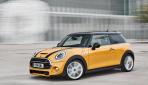 Elektro-Mini, Plug-in-Hybrid Cooper S Vorne