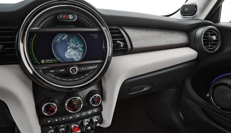 Elektro-Mini, Plug-in-Hybrid Navigation