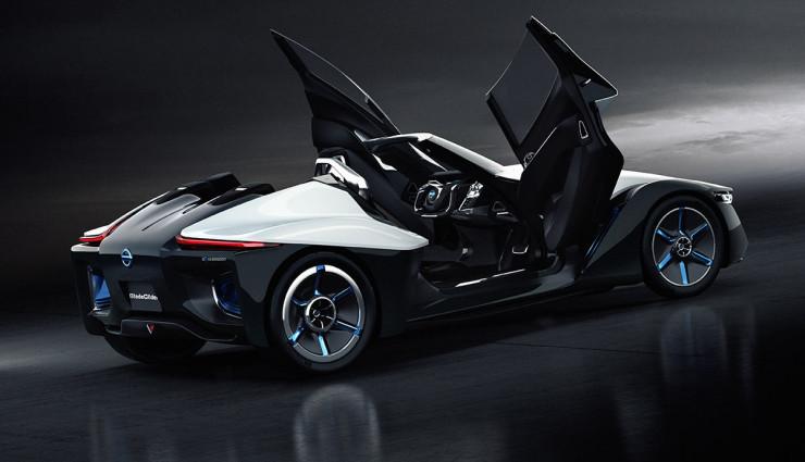 Elektroauto Nissan BladeGlider