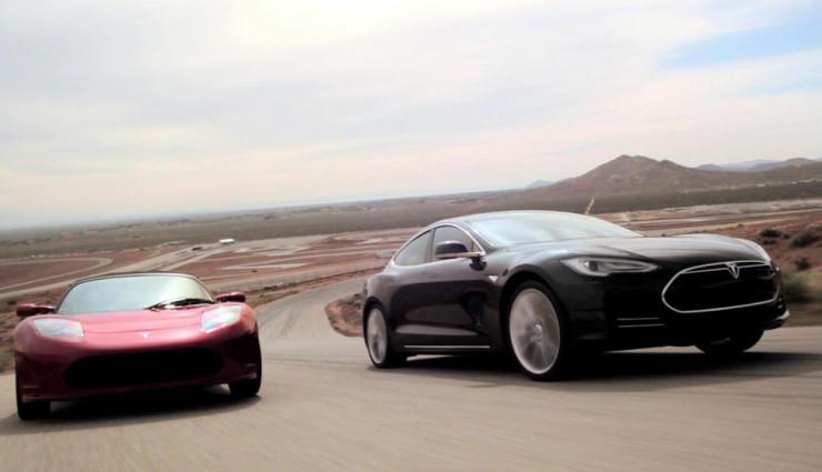 Elektroauto-Tesla-Roadster-und-Model-S