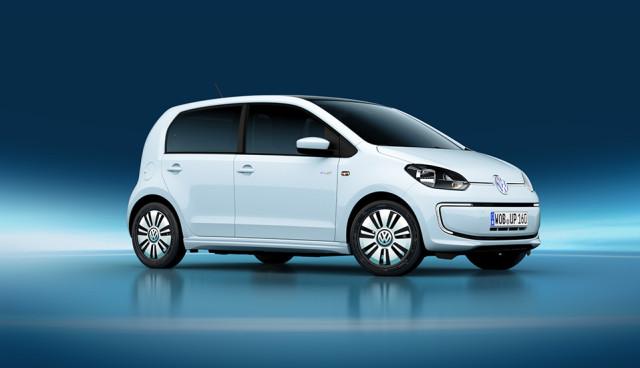 Elektroauto VW e-up Austauschfahrzeug