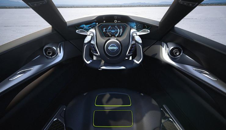 Elektrosportwagen Nissan BladeGlider