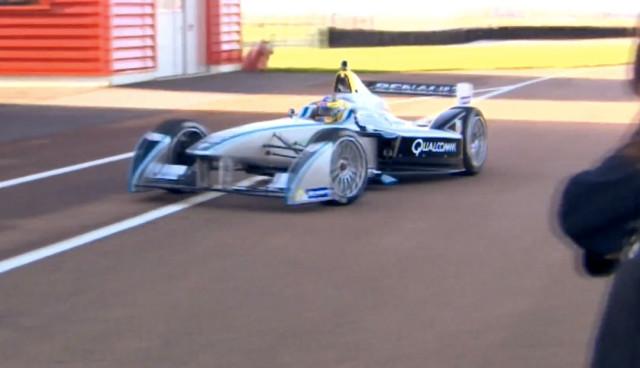 Formel-E-Video