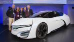 Honda FCEV Concept Wasserstoff-Elektroauto