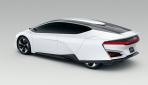 Honda FCEV Concept Wasserstoff Heck