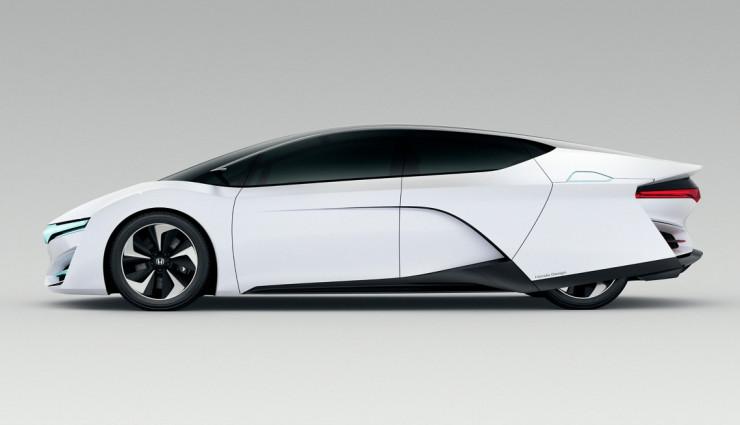 Honda FCEV Concept Wasserstoff  Seite 3