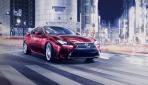 Hybridauto Lexus RC 300h Front