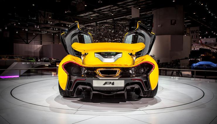 mclaren p1 plug in hybrid supersportwagen bereits ausverkauft. Black Bedroom Furniture Sets. Home Design Ideas