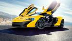 McLaren-P1-Hybridsportwagen-Front2