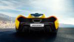 McLaren-P1-Hybridsportwagen-Heck