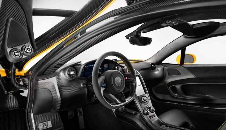 McLaren-P1-Hybridsportwagen-Innen