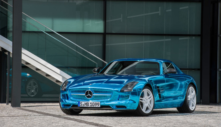 Mercedes-SLS-AMG-Electric-Drive-Front