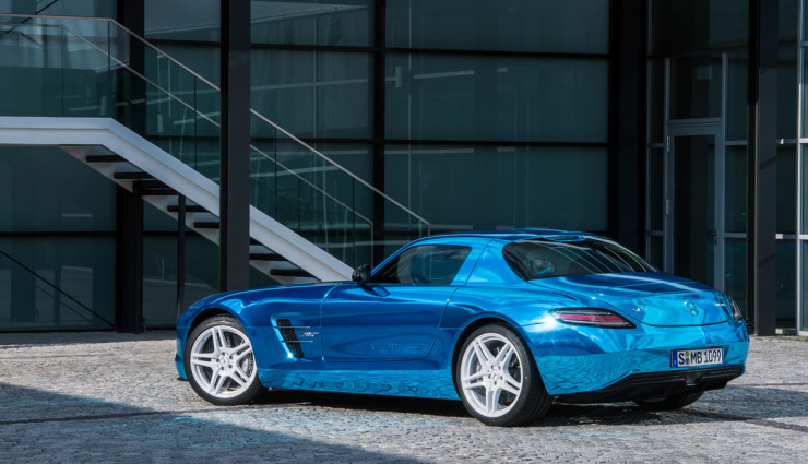 Mercedes-SLS-AMG-Electric-Drive-Heck