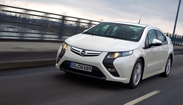 Opel-Ampera-Elektroauto
